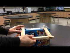 La catapulte à bonbons - YouTube