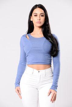 Save Room For My Love Tee – Denim – fashion nova jeans outfits Fashion Poses, Fashion Show, Fashion Design, Fashion Nova Tops, Pink Bikini, Long Sleeve Crop Top, Cheap Dresses, Denim Fashion, Passion For Fashion