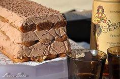 Romanian Food, Romanian Recipes, Frozen Custard, Sweet Tarts, Frozen Desserts, Nutella, Deserts, Dessert Recipes, Food And Drink
