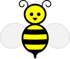 """I'm A Little Honeybee  (to the tune of """"I'm A Little Tea Pot"""")  I'm a little honeybee, Yellow and black. See me gather Pollen on my back. What the queen bee tells me I must do! So I can make sweet honey for you!"""