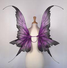 Danielle Fairy Wings by On Gossamer Wings via Flickr & Homemade Fancy Dress Ideas u0026 DIY Halloween Costumes   Pinterest ...