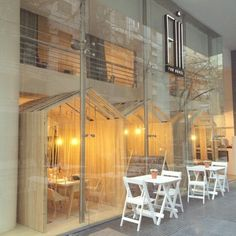 식당 인테리어_키즈카페 같은 레스토랑 : 네이버 블로      FILL   FEEL  FIII  Fill  house, pavilion, wood, glass, whole glass window