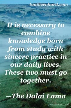 Study and practice go together. | Repinned by Melissa K. Nicholson, LMSW www.adoptioncounselinggr.com