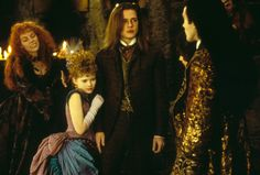 The bustle gown; Interview with the Vampire (1994)