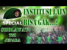 TNI bersholawat - YouTube