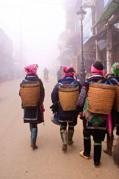 Sapa, Vietnam / Jennifer Chong
