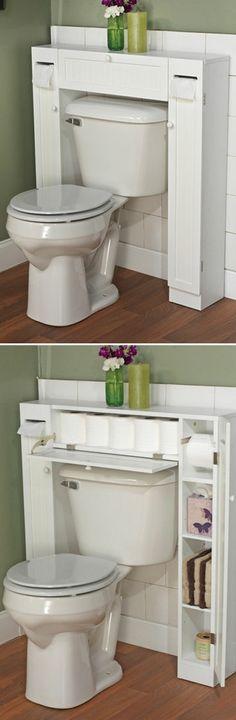 Bathroom Space Saver //