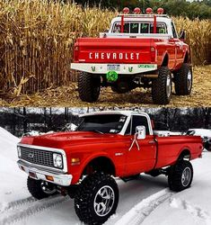old trucks chevy Gmc Trucks, Pickup Trucks, 72 Chevy Truck, Lifted Chevy Trucks, Classic Chevy Trucks, Chevrolet Trucks, Cool Trucks, Chevy 4x4, Pickup Camper