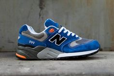 New Balance 999 Knicks Detailed Pictures