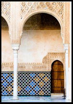 قصر الحمراء_غرناطة