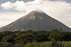 Landforms of Nicaragua