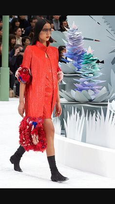 Chanel SS 2015 haute couture collection