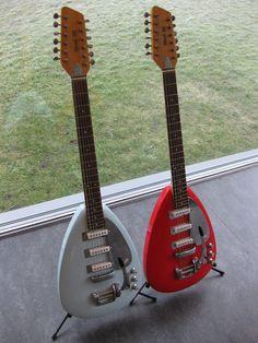 guitare 6 ou 12 cordes