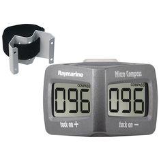 Raymarine Wireless Micro Compass System w/Strap Bracket