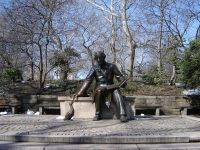 Central Park Monuments - Hans Christian Andersen : NYC Parks