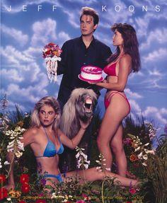 Jeff Koons 'Art Magazine Ads (Art in America)', 1988–9