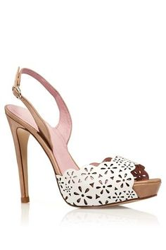 Next Laser Slingbacks from the Next UK online shop - going away shoes for Carolina? ;) x