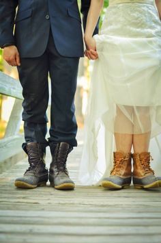 Congratulations Joe and Kate Bailey.  Thanks for including #LLBean in your big day! #wedding