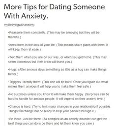 Dating Someone With A Mental Illness