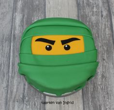 LEGO Ninjago taart / cake