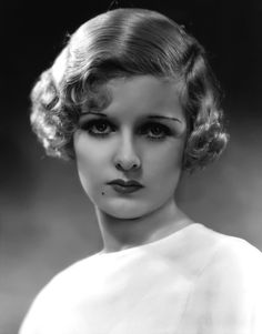 "Happy Birthday, Joan Bennett - (February 27th, 1910 - December 7th, 1990)  ""With all of Constance's juggling of dates over the years, I started off as the youngest, then became her twin, and finally ended up as the oldest sister."""