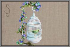 Miniature Bird Cage Tutorial No soldering! – teensyweensybaby