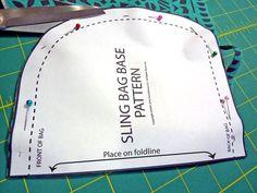 Summer Sling Bag | Sew4Home
