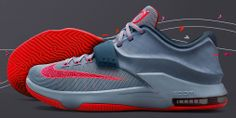 Nike KD VII 7 Calm Before the Storm Release Date 653996-060