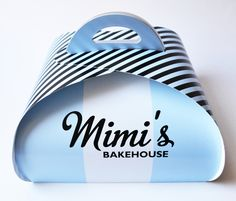 Mimi's cake package PD