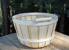 Chipwood Apple Basket - Extra Large $8.00