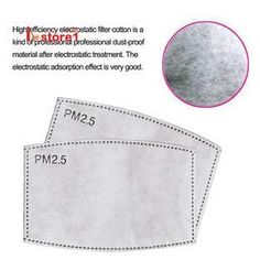 PCS Filter Paper 5 Layers Anti Haze Mouth Mask Anti Dust Mask Activated Carbon Filter Paper Adult Child Health Care health activities health care health ideas health tips healthy meals Cycling Mask, Dust Filter, Activated Carbon Filter, You Are The World, Mouth Mask, Adult Children, Kids Health, Filters, Ebay