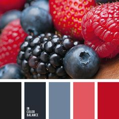 Цветовая палитра №3324