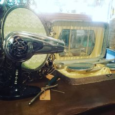 Vintage is always in style!  Vintage styling tools
