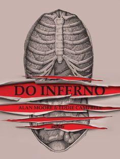 Do Inferno #cover #book #bookcover