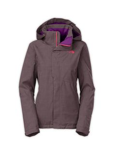 474593f7 The North Face Women's Jackets & Vests Skiing/Snowboarding WOMEN'S  MOONSTRUCK JACKET North Face