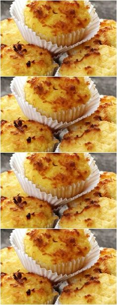 Sweet Recipes, Cake Recipes, Cookie Company, Party Sweets, I Love Food, Muffin, Food And Drink, Low Carb, Cooking Recipes