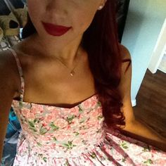 @ArianaGrande: Getting ready for my birthday party! #birthdaydress June12