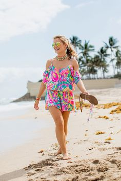 Lilly Pulitzer Spring Break Sunseekers | a lonestar state of southern