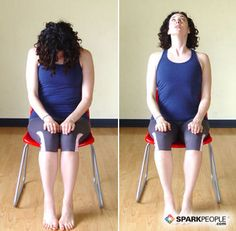 If you're intimated by the idea of taking a yoga class, worry no more. You can try this gentle style of yoga that's performed mostly from a seated position. Here are 8 poses to start with.