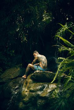 Stephen James by Adam Fussell
