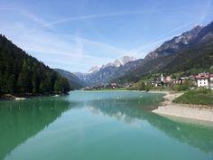 Lago di Santa Caterina Auronzo Belluno Dolomiti Veneto Italia