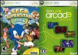 Sega Superstars Tennis / Xbox Live Arcade (2 Discs) (Xbox 360)