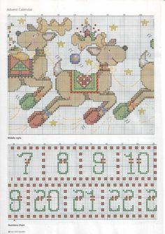 Gallery.ru / Фото #1 - Cross Stitch Favourites 2014 Christmas - ivanivo