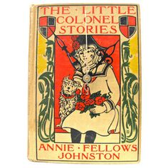 The Little Colonel Stories, $105, now featured on Fab.