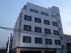A new building