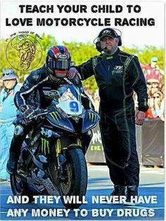 Sportbike racing meme