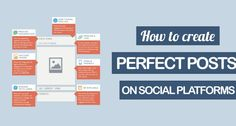 Think you can use the same technique to update Twitter as you do with Facebook? Think again. Every social network is different and so are their users. You can't expect Google Plus user to react to an update in the same way as Facebook users. This useful infographic from mycleveragency will help you to distinguish…