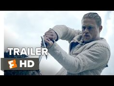 King Arthur: Legend of the Sword Official Comic-Con Trailer (2017) - Charlie Hunnam Movie - YouTube