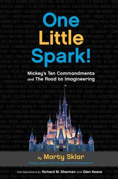 Disney Legend Marty Sklar On the One Little Spark Needed to Become an Imagineer | Disney Insider | Articles