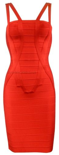 Red Bodycon Dress...One day I will wear one of these bandage dresses, and I will look faboosh!